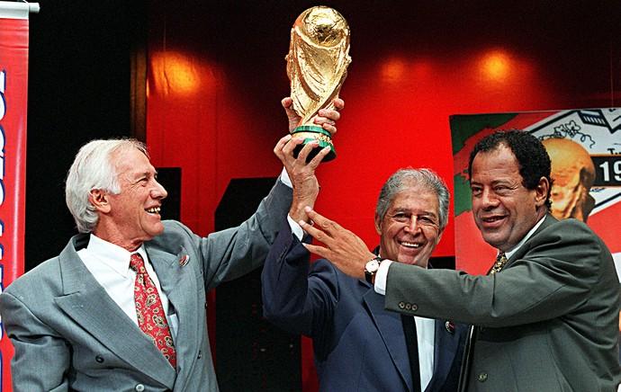 Resultado de imagem para capitães da seleção brasileira